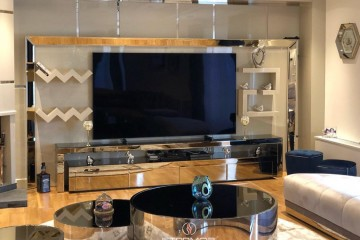 minotti private tv unit