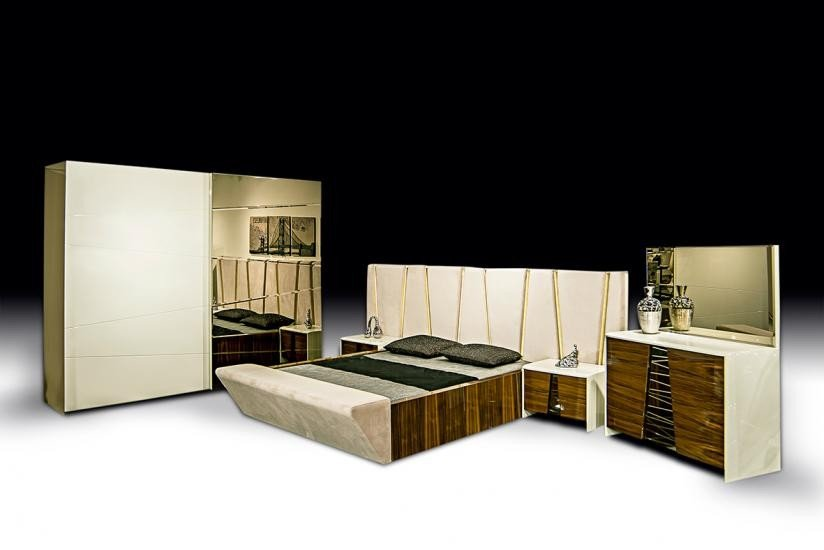 Zegna Bedroom