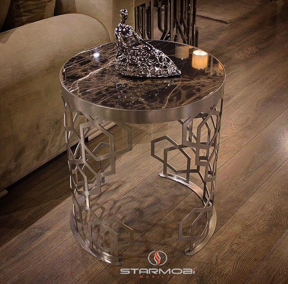 Petek Side Coffee Table