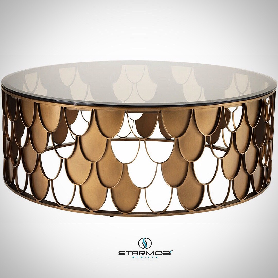Damla Coffee Table